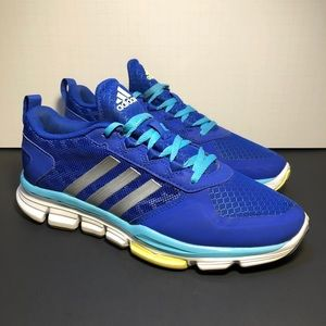 Adidas Speed Trainer 2.0 Blue Womens Running Shoes